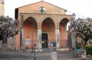 Vivi Minturno Scauri - Chiesa Annunziata | viviminturnoscauri.it