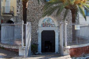Vivi Minturno Scauri - Chiesa San Francesco d'Assisi | viviminturnoscauri.it