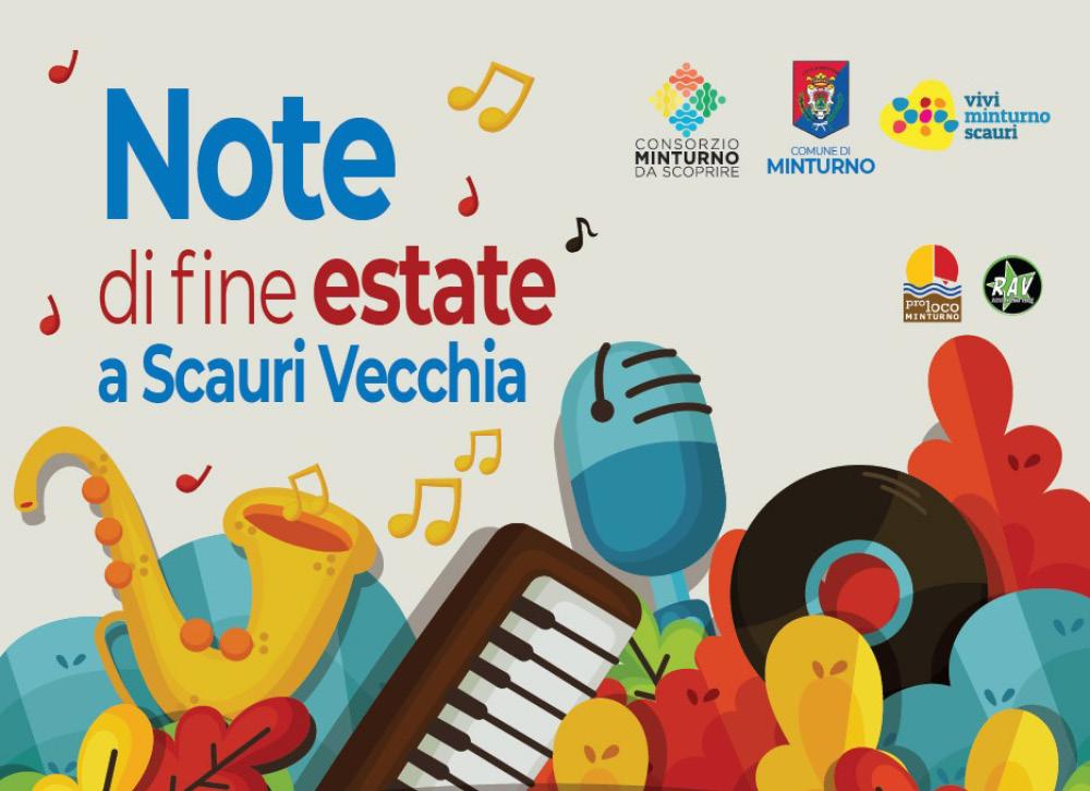 Vivi Minturno Scauri - Note di Fine Estate